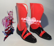 Pretty Cure Precure Eas cosplay Shoes Boots Custom-Made(China)