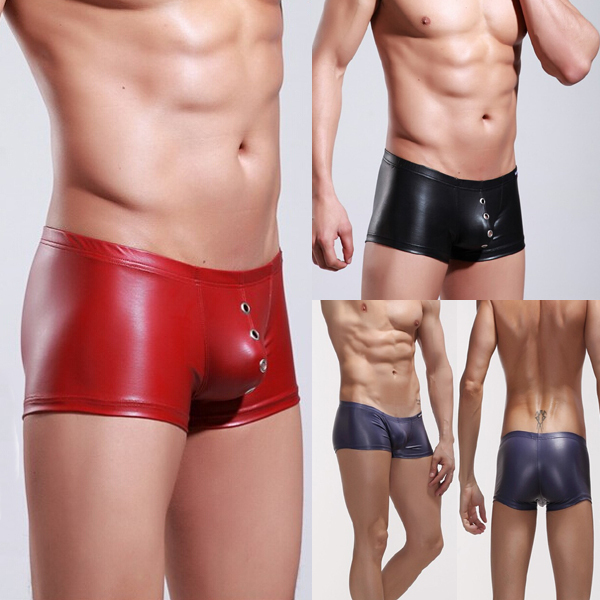 Bondage in boxers