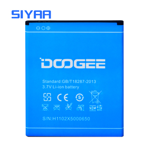 Image 3 - Original Mobile Phone Battery For Doogee X5 Batteries 2400mAh 3.7V Li ion Battery Rechargeable Bateria High Quality