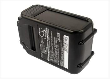 Cameron Sino 3000mAh battery for  DEWALT CL3.C18S DCD740 DCS393 XR Li-Ion 18V DCB201-2 DCB203 DCB204  Power Tools Battery