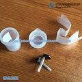 Original S969 Electrodos Furukawa Fitel S178/s178a/s153A/S123A/S123C/S123M8/M12Fiber Empalme De Fusión máquina electrodo 1 par