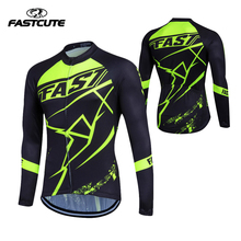 Fastcute Derk Ropa Ciclismo Bike Cycle shirt Maillot Bicycle Wear MTB  Cycling Clothing Racing Long Sleeve. 2 Colors Available a2c48ab7b