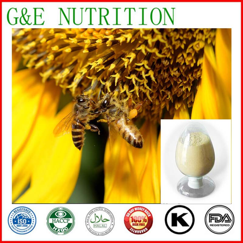 100% Natural and Pure Bee venom Extract with free shipping, 1g/bag