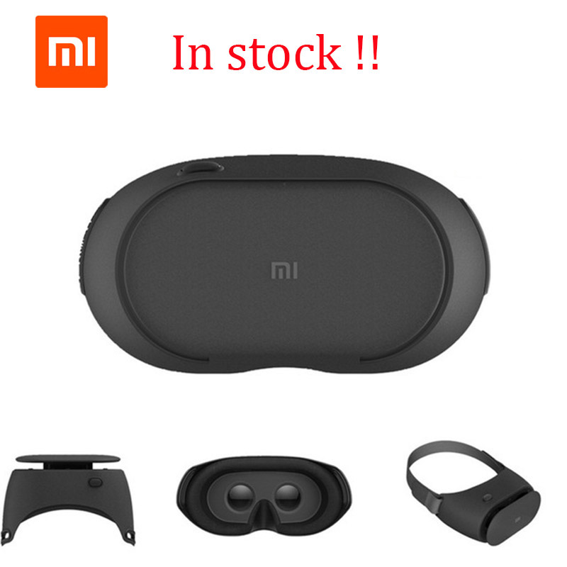 Original Xiaomi  VR Play 2  Virtual Reality 3D glasses 3D VR Glasses Game VR BOX For Xiaomi For 4.7-5.7 inch Smart Phones VR