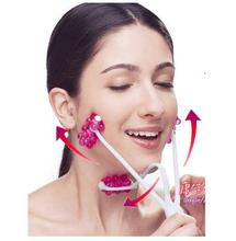 Slimming Face Up Rollers 3 in 1 Massager Remove Neck Line Facial Beauty