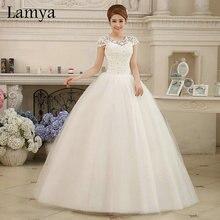 Tamanho personalizado Vestido de Casamento Romântico de Rendas 2016 Moda Curto Vestidos de Noiva Barato Vestidos de Noiva vestidos de novia WD121(China (Mainland))