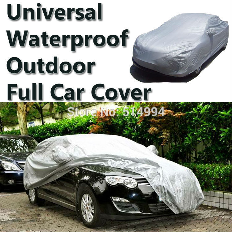 Multi size XXL Free Shipping Full Car Cover Breathable UV Protection Outdoor Indoor Shield CarCovers Protectors