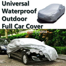Multi größe XXL Freies Verschiffen Volle Car Cover Atmungsaktive Uv-schutz Outdoor Indoor Schild CarCovers Protektoren Auto Zubehör
