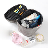 Portable Make Up Bag For Cosmetics Large Comestic Cases Organizer Cosmetic Box Travel Necessities Wash Bag