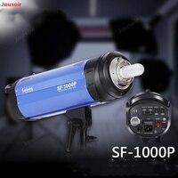 SF P Serie Studio Flash 1000 W fotografische lampe kleidung porträt foto lampe füllen Licht CD50 T03-in Fotostudio-Zubehör aus Verbraucherelektronik bei