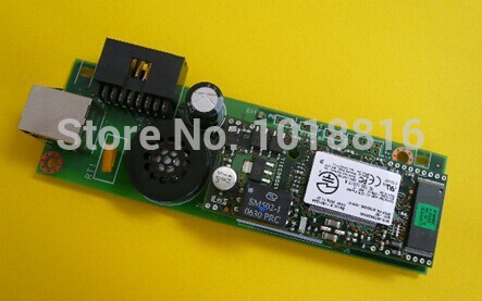 Free shipping 100% original for HP6030MFP 6040MFP FAX Modem Board Q3701-60020 printer part on sale cf360a cf361a cf362a cf363a 508a for hp mfp m552dn mfp m553n mfp m553dn mfp m553x free shipping