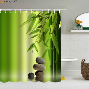 Online Shop For Popular Shower Curtain Zen Stone From Peinture Et