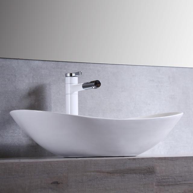 china artistic handmade art wash basin ceramic counter top wash