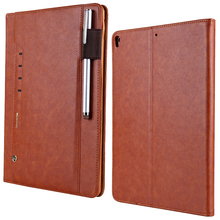 Retro Multifunction PU Leather Case for iPad Pro 10.5 inch 2019 Business Flip Card Stand Smart Cover for Apple iPad Air3 2019 стоимость