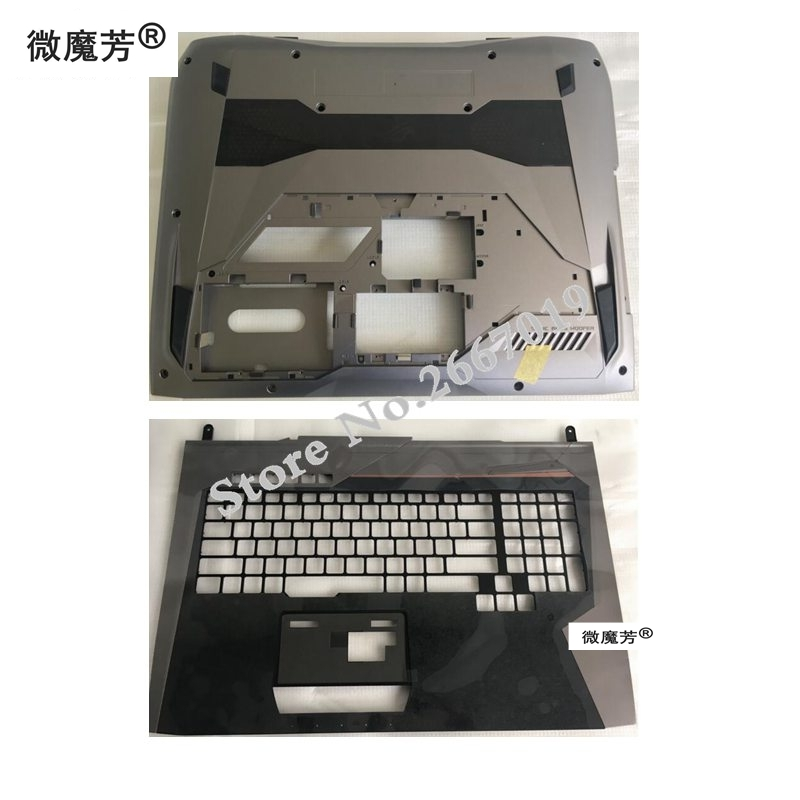 Case Cover For ASUS G752 G752V G752VM G752VS G752VY G752VT Base Bottom/ Palmrest COVER 13N1-08A0101 13NB0D71AP0101 original bottom case for msi ge62 base cover