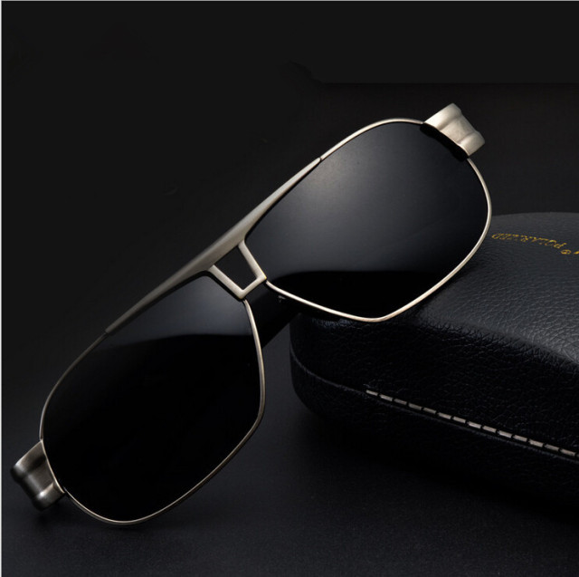1fd529e87e 2015 Sport polarized coating sunglasses Driving mirror for Porsche dimming glasses  men polarized sunglasses man Goggle
