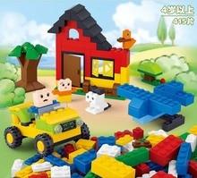 415 Pieces Building Blocks City