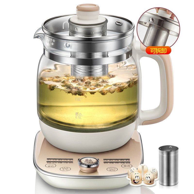 Здесь продается  Full automatic and thickened glass electric kettle mini - boiled teapot, multi-function warm milk kettles  Бытовая техника