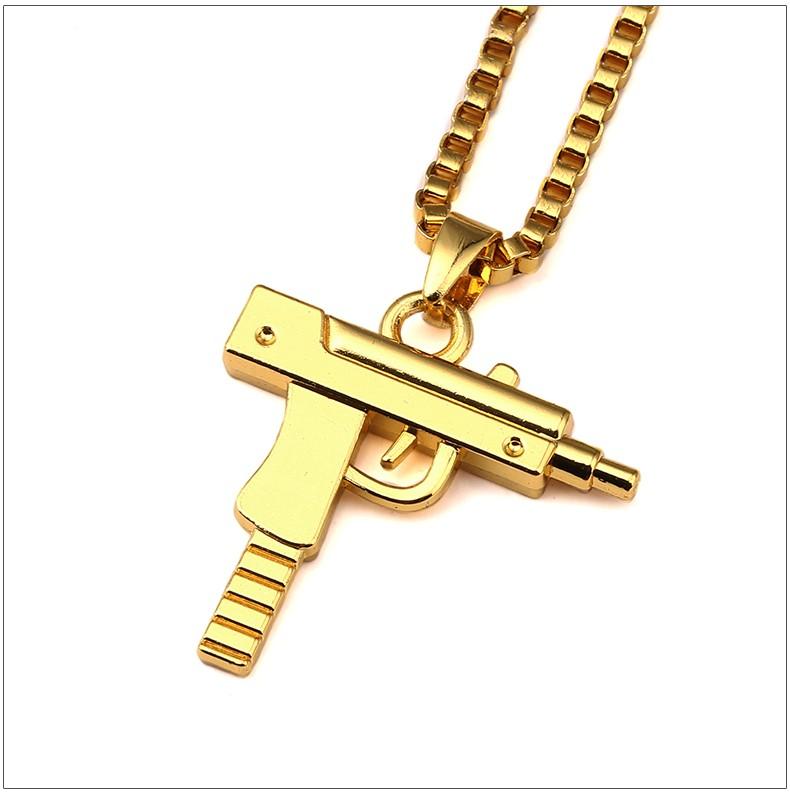 Hip hop necklace 01
