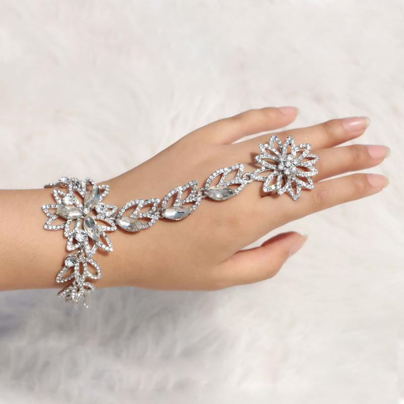 Wedding Ring Bracelets  Jewelry