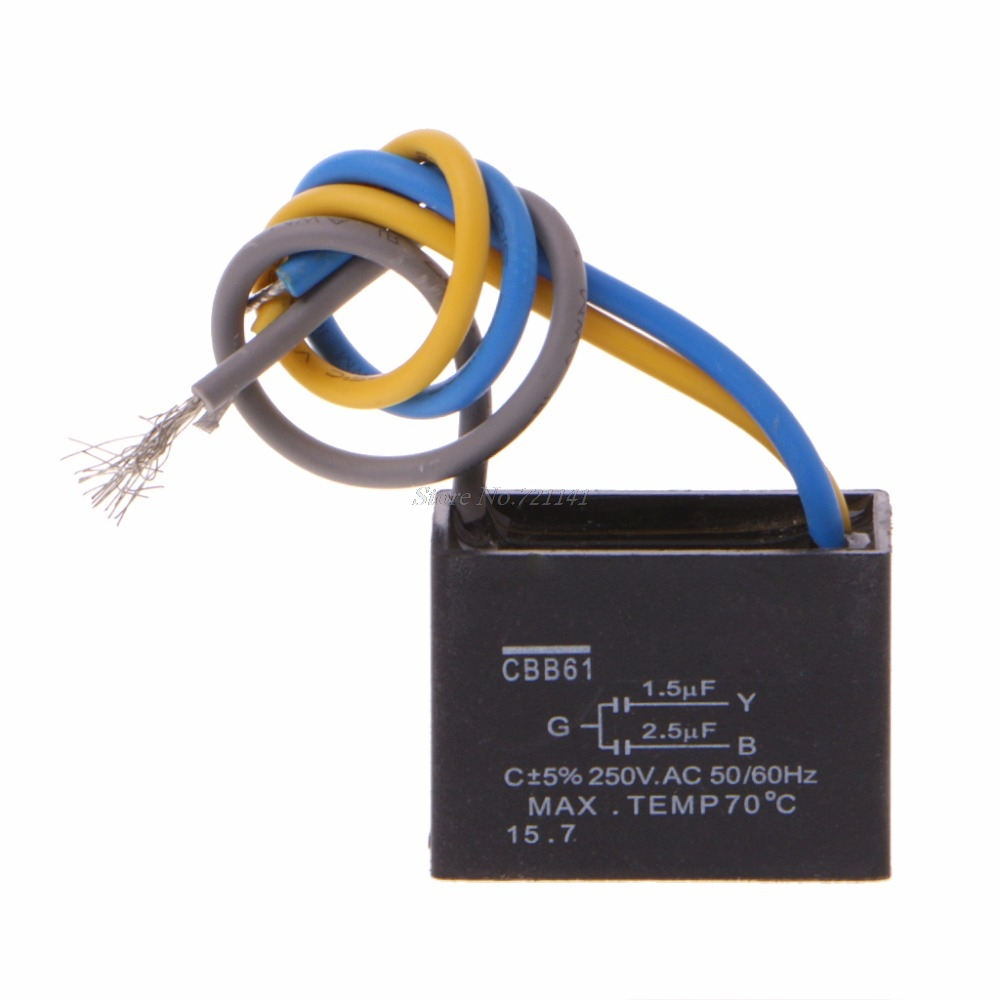 best top ceiling fan capacitor list and get free shipping ... H Ton Bay Cbb Capacitor Wiring Diagram on