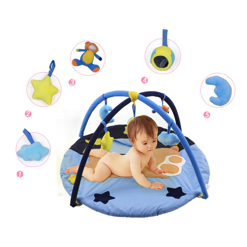 Baby Climb Mat Soft Play mat Game Blanket Pad Kids Play Fitness Frame Baby Toys For Kids Crawling Baby Gym Blanket