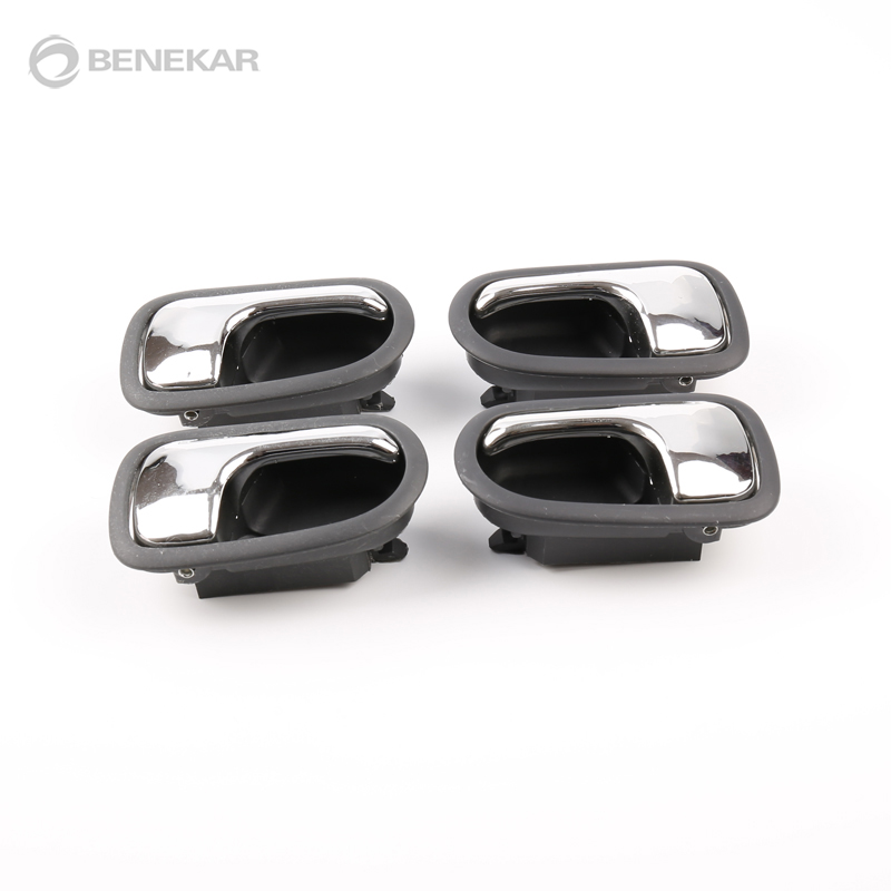 Benekar Car Inside Door Handle Dark Gray Color For Mazda Protege 323