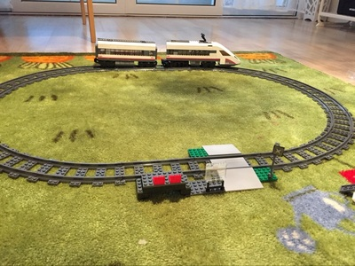Hot Sale City Trains High-speed Passenger Train Model Building Blocks Enlighten DIY Figure Toys for Children Compatible Lepins hot sale 1000g dynamic amazing diy educational toys no mess indoor magic play sand children toys mars space sand
