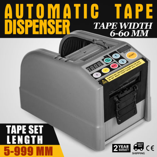 P174 ZCUT-9 NSA Dispensador Automático de Máquina de Corte De Fita 6-5 60mm de largura-999 milímetros de comprimento