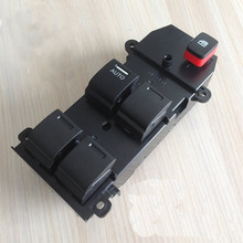 цена на SKTOO free shipping for Honda City(2008) Fit (2009) power window lifter switch assembly Left front door window lifter switch