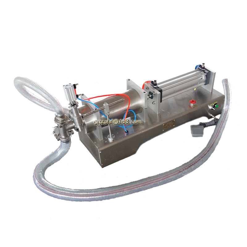Machine de remplissage d'eau machine d'embouteillage liquide machine de remplissage de cigarette équipement de distributeur de pompe à boisson processus alimentaire SS304