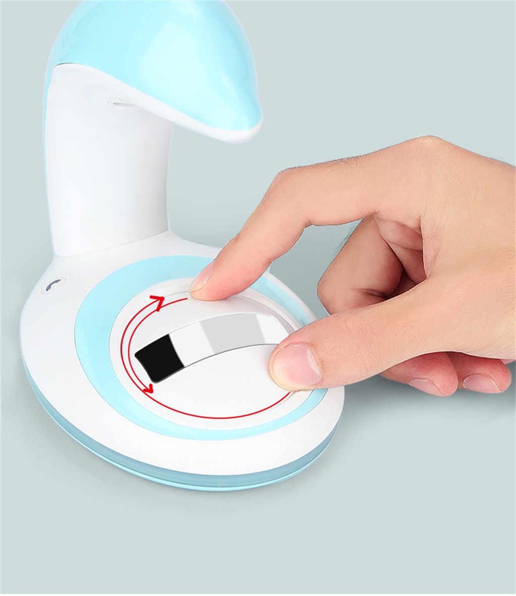 Умный дом фестиваль 3D Дельфин Радуга проектор USB Ослепительная светодиодная светящаяся лампа 19Apr1 Прямая доставка вентилятор увлажнитель