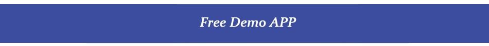Free Demo APP