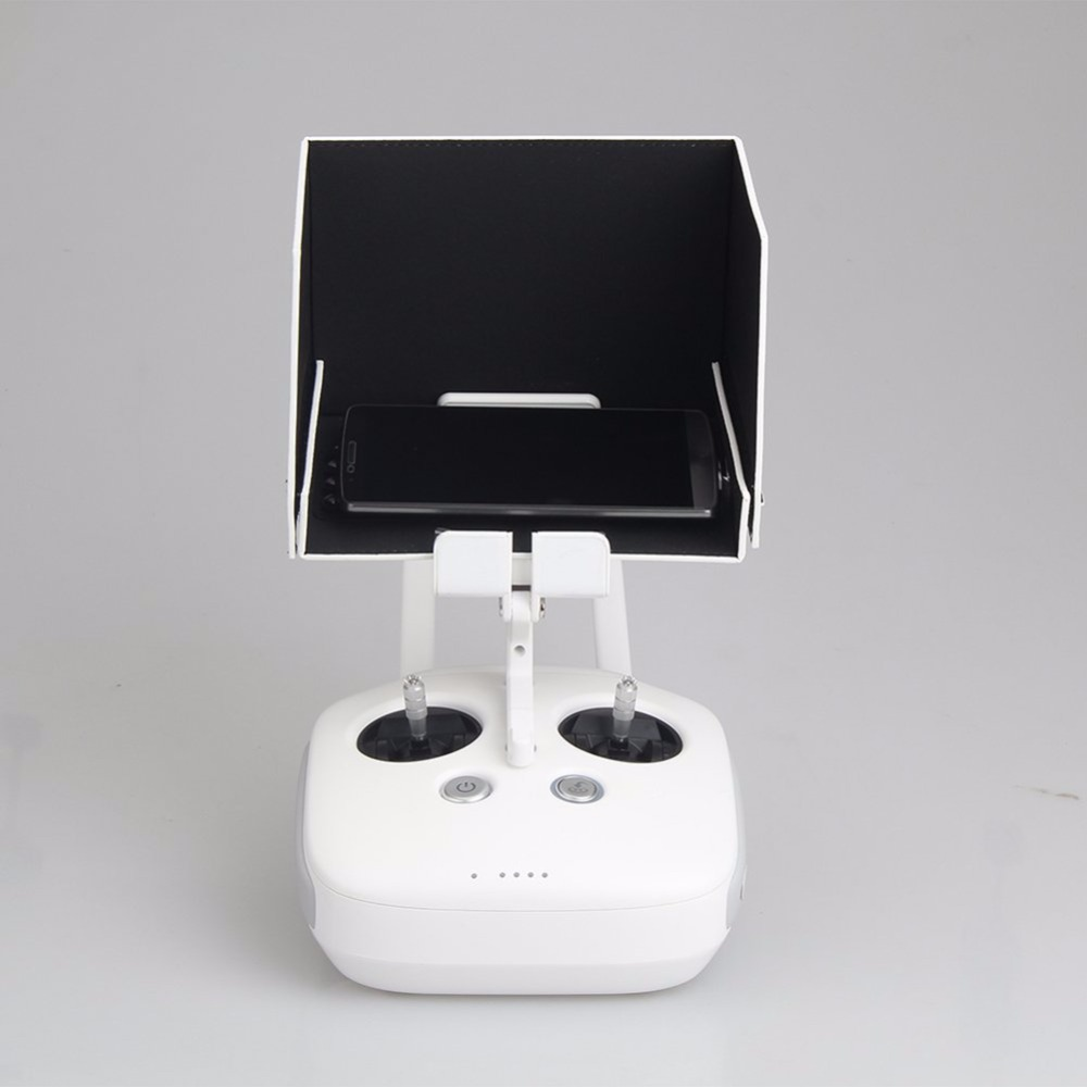7 9 Phantom 4 3 Remote Controller Monitor Sunshade Hood for DJI Inspire 1 Control Monitor