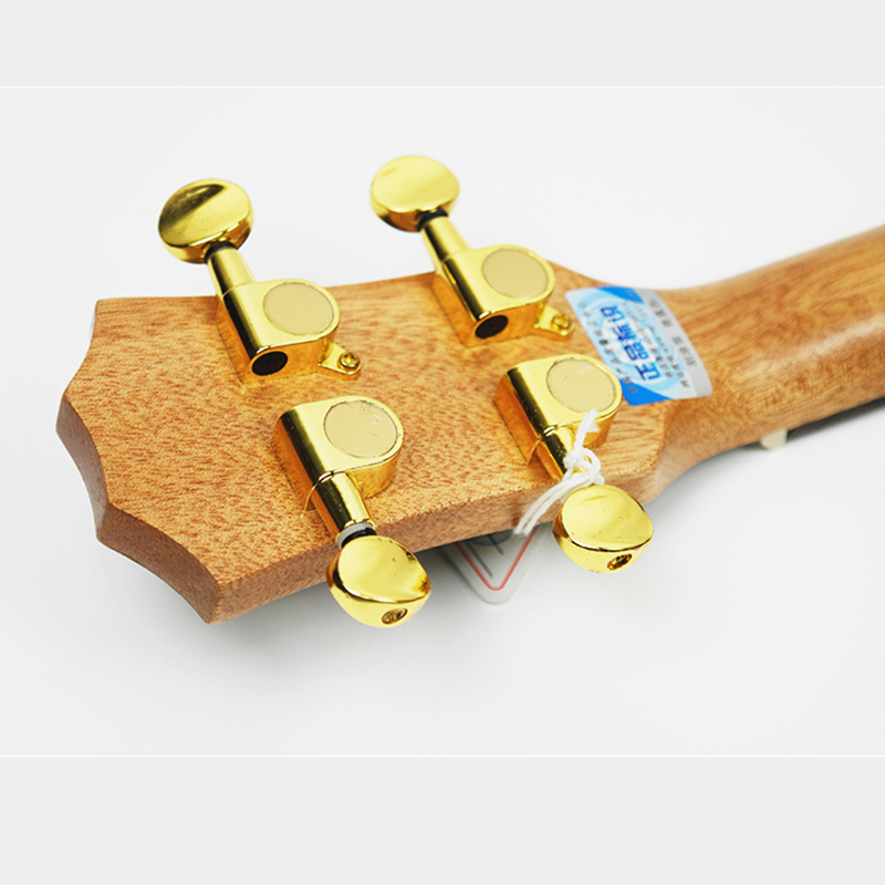 SevenAngel 23 դյույմանոց համերգ Ukulele Solid Top - Երաժշտական գործիքներ - Լուսանկար 3