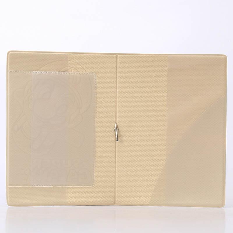 Travel Accessories Passport Holders Covers Cartoon 3D Cute Mario PU Leather ID Bank Card Bag Men Women Passport Business Case