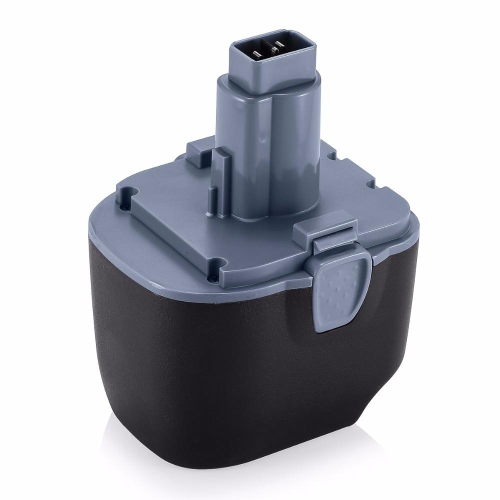 Powerextra 3000 mAh Ni-cd 18 v Batterie De Remplacement Pour Lincoln Aspirateur Luber Pistolet À Graisse LNI-1801 LNI-1842 LNI-1844