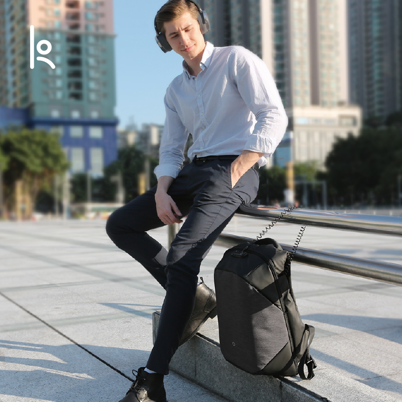 Купить с кэшбэком Kingsons K Anti-theft Waterproof 15.6 Inch Laptop Backpack New Design for Men and Women Computer Bag Travel Business Hot Selling