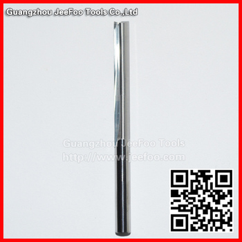 6*45 Straight bit/ Wood cutter/ CNC Solid carbide two straight flute bits/CNC router bits/Router cutter