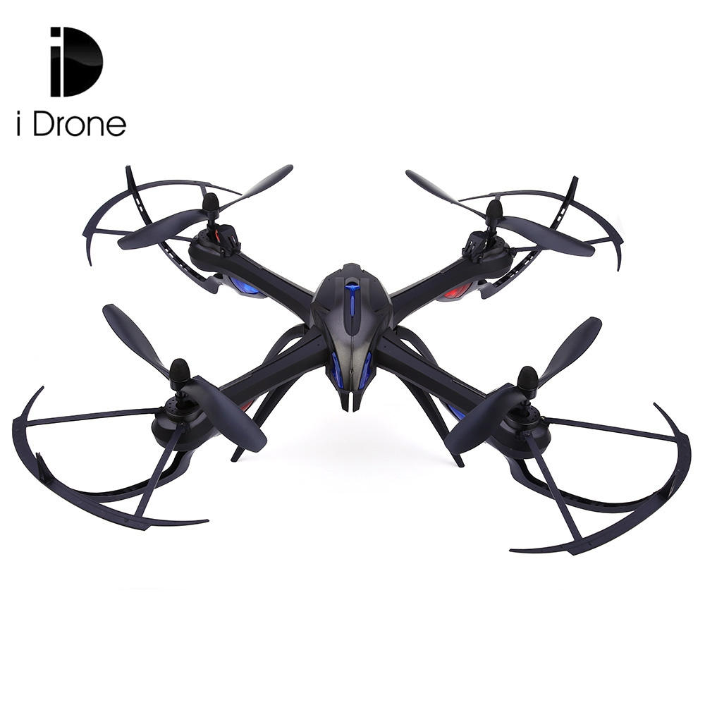 i Drone i8h FPV RC Quadcopter 2.4G 4CH 6-Axis Dron No Camera RC Helicopter Air Press Altitude Hold Compass Drones Toys for Boys jjr c jjrc h43wh h43 selfie elfie wifi fpv with hd camera altitude hold headless mode foldable arm rc quadcopter drone h37 mini