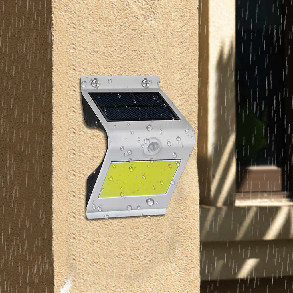 2019 New Arrivals Outdoor Solar Lights Motion Sensor Wall Light Waterproof Garden Yard Lamp 32 Led Best Selling Dropshipping Solar Lamps Aliexpress