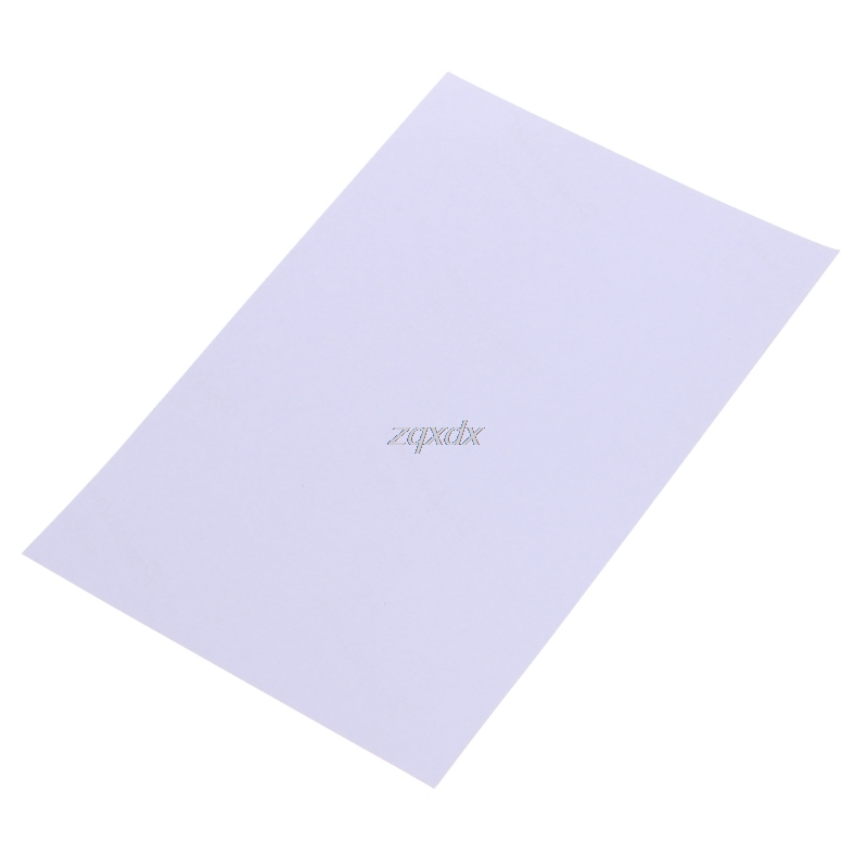 100 Sheets Glossy 4R 4x6 200gsm Photo Paper High Quality For Inkjet Printers Z18 Drop Ship
