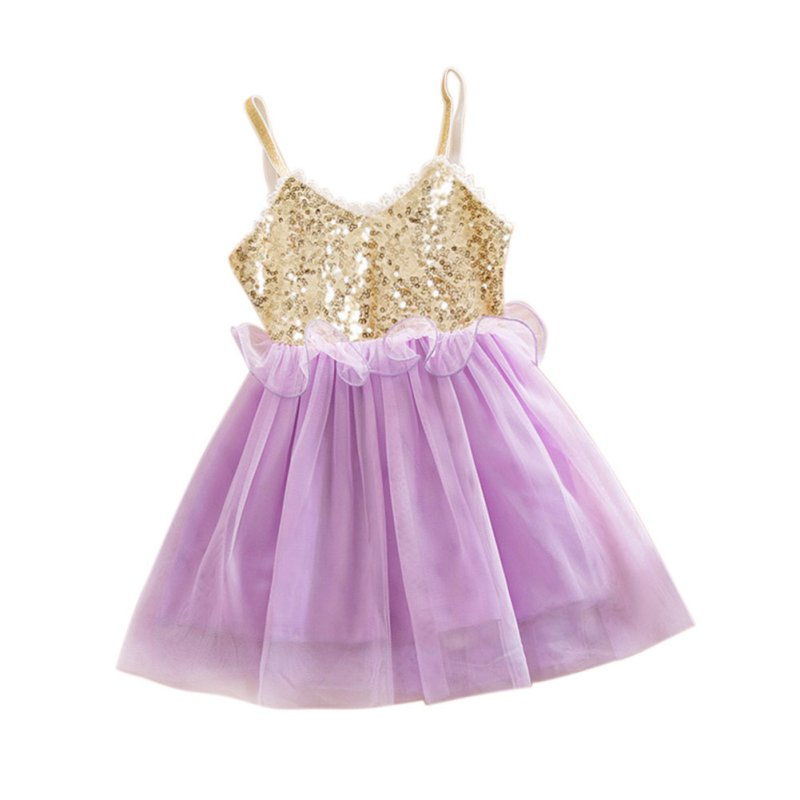 New-Princess-Girls-Kids-Baby-Sequins-Wedding-Tulle-Tutu-Dress-Sundress-Toddler-Girls-Dress-2
