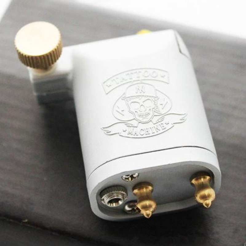 Machinefoe Speciale professionale Rotativa Del Tatuaggio Macchina Importata Stealth Rotativa Del Tatuaggio Liner & Shader di alta qualità