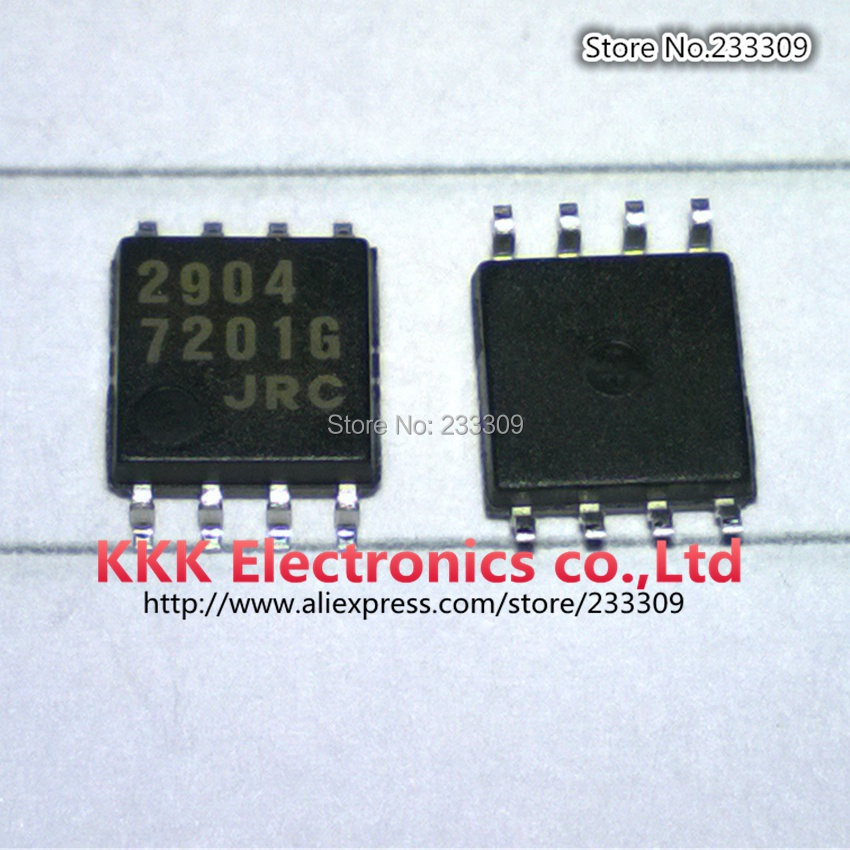 NJM2904M NJM2904 2904 SOP8 AMPLIFIER JRC IC New ORIGINAL-in Integrated  Circuits from Electronic Components & Supplies on Aliexpress.com | Alibaba  Group