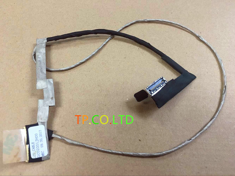 Genuine New Free Shipping For HP ENVY M6 M6-1000 686898-001 LCD LVDS CABLE QCL50 DC02001JH00
