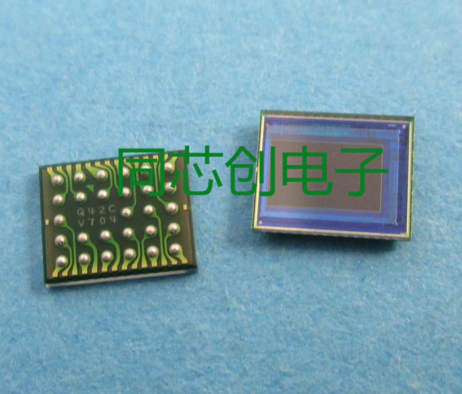 Free Shipping    OV09712-V28A-1D OV9712 Image Sensor Chip / Import Original