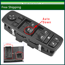 Power Master Window Switch for For Dodge Journey Liberty Nitro / 2008-2012 Jeep Liberty *Auto Down* OE# 4602632AG