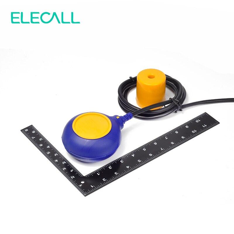 Offre spéciale 6M contrôleur interrupteur à flotteur commutateurs de liquide liquide fluide niveau d'eau interrupteur à flotteur contrôleur contacteur capteur - 3