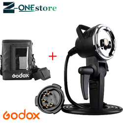 Godox AD-H600B Hand-Held Extension Head + PB-600B Carry Portable bag For Godox AD600B/AD600BM Wireless Strobe Flash (BowenMount)